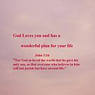 GOD'S PLAN FOR YOU by trisha22