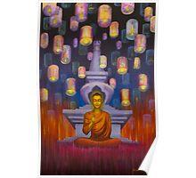 Light of Buddha Poster