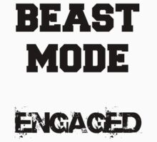 Beast Mode ENGAGED! by bigredbubbles6