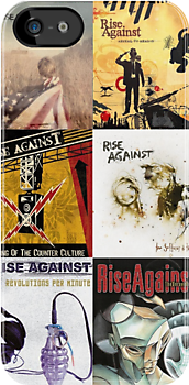 Rise Against, Album Covers by mattfield