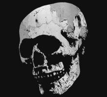 Skull - Cool Grunge Texture Skull by Denis Marsili - DDTK