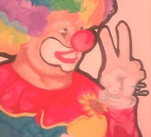 clown deuces by isaac386