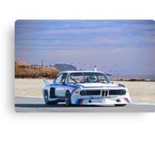 1975 BMW 3.5 CLS GT Canvas Print