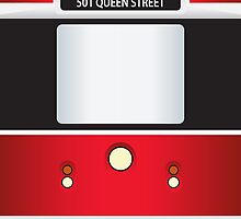 Toronto Streetcar iPhone Case by emilyauban