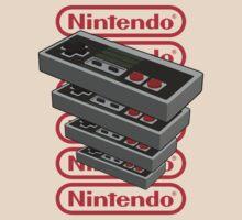 Nintendo Controller by TheJesus
