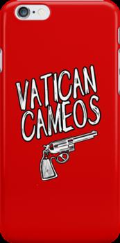 VATICAN CAMEOS! by nimbusnought