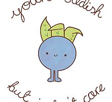 Oddish Card by Stephanie Hodges