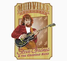 Mudville Remembers Steve Gaines & Crawdad by Bob Overstreet