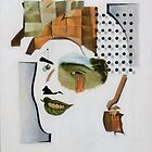 Cubo-Metaphysical Composition X by Jósean Figueroa