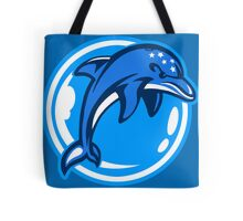 The Ecco Dolphins Tote Bag