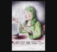 Fortune Teller Gypsy by jkartlife