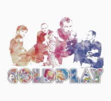 Coldplay Watercolor by GHelenS