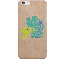 Mike & Sulley iPhone Case/Skin