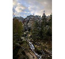 Beast Castle Photographic Print