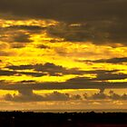 Golden Sunset - Moonta by jackgreig