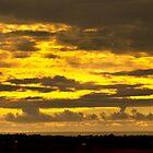 Golden Sunset - Moonta by jackgreig