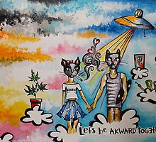 Awkward Love by Carolina Arrieta
