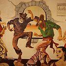 Pancho's Dancers by aussiebushstick