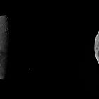 Jupiter Occultation - Feb 18, 2013 by Sandra Chung