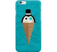 Peppermint Penguin iPhone Case/Skin