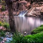 Coomba Falls Park by tracielouise