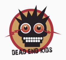 Dead End Kid Lightning Eyes by DeadEndKid