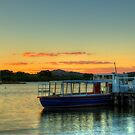 End of the Day  Canberra Australia  by Kym Bradley