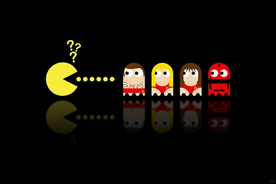 Pacman Baywatch by NicoWriter