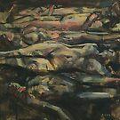 Buried Self by Gareth Colliton