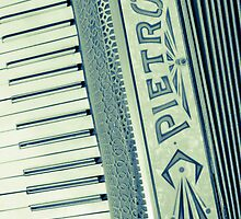Retro ipad Piano Accordian by Alexh