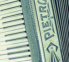 Retro ipad Piano Accordian by Alexh