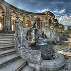 Hever Castle Loggia by Dean Messenger