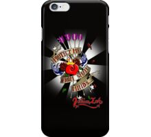 Small minds iPhone Case/Skin