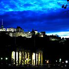 Edinburgh Castle  by bigwhisper76