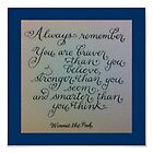 """Always Remember""  by Melissa Goza"