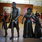 The Washingtons by Bine