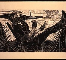 woodcut-Hired to Fire ASAP by Diegomrios