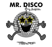 Mr Disco by NicoWriter