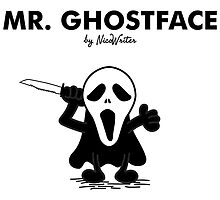 Mr Ghostface by NicoWriter