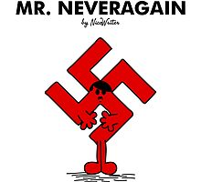 Mr Neveragain by NicoWriter