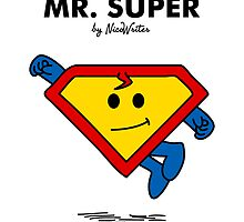 Mr Super by NicoWriter