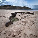 SS John Randolph, Torrisdale Bay by Chris Cardwell