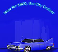 New for 1960, the City Cruiser.... by kenmo