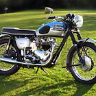 Triumph Bonneville by Ra12