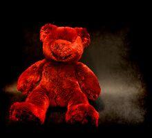 Red Teddy by Maria Tzamtzi