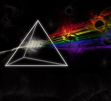 Dark Side of the Moon by MallorieMae