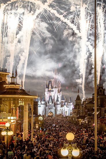 The Happiest Place on Earth by Andy Donaldson