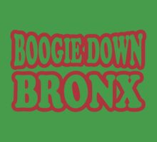Boogie Down Bronx Kids Clothes
