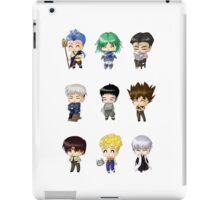 Anime Eyes Wide Shut iPad Case/Skin