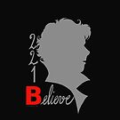 221B: Believe! by NadddynOpheliah